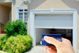 Garage Door Remote Clicker Surrey